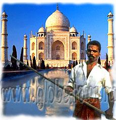 индия экскурсии тадж-махал