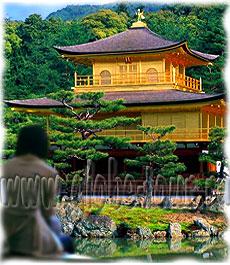 япония золотой павильон киото