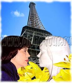 франция париж символы