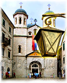 черногория из питера