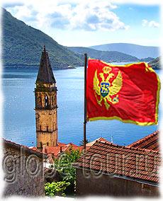 черногория из санкт-петербурга