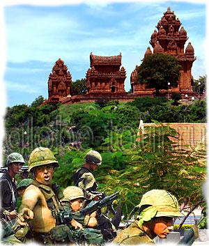 американская война во вьетнаме