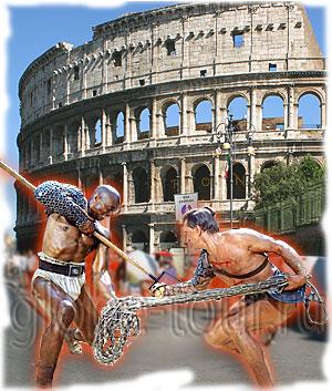 Рим из СПб, Колизей