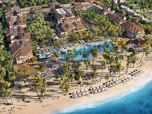 Lopesan Costa Bavaro Resort 5* Пунта-Кана Доминикана из СПб