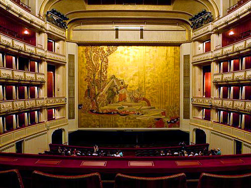 венская опера австрия