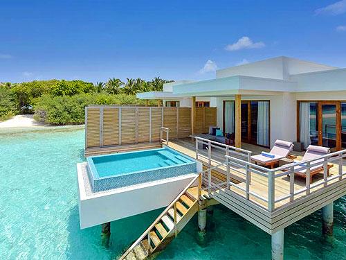 островной курорт Dhigali Maldives