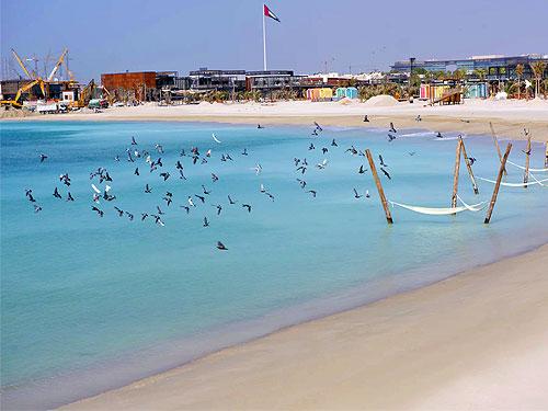 La Mer новый пляж на Джумейре в Дубае